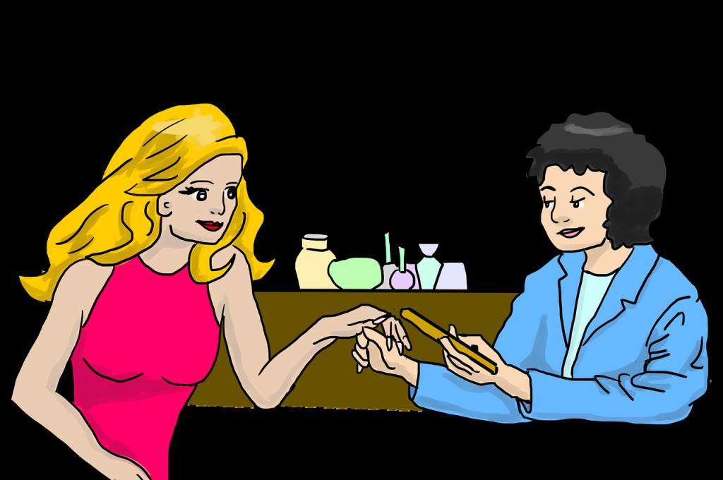 Zabiegi upiększające w salonie kosmetycznym